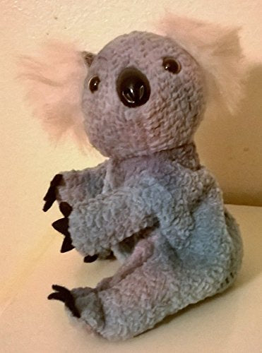 Avon Full O Beans Gumdrop The Koala - May Emerald, Green Birthstone Millenium Beanie Plush 2000
