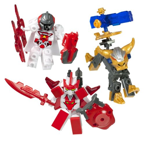 Ionix Tenkai Knights - Action Pack 10501 (Bravenwolf/Leinad/Hos)