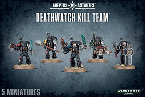 Games Workshop Warhammer 40,000 40K Deathwatch Kill Team