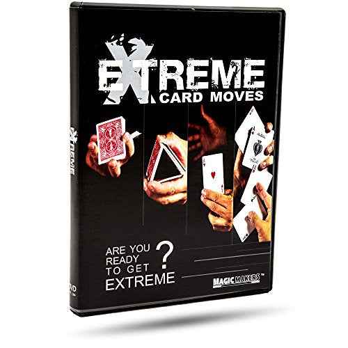 Magic Makers Extreme Card Moves 25 Tricks Performed And Explained