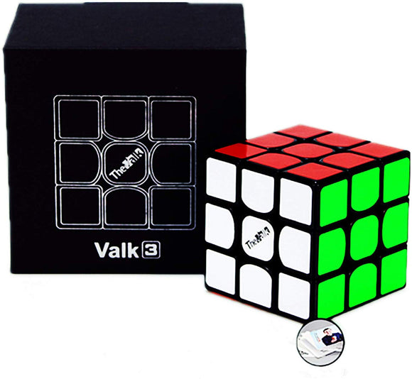 Liangcuber Qiyi Valk 3 3X3X3 Black Magic Cube Qiyi Mofangge The Valk 3 3X3X3 Speed Cube