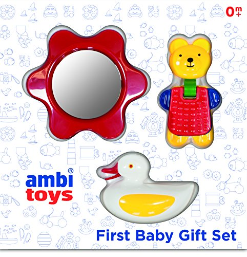 Ambi Toys, First Baby Gift Set