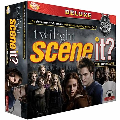 Twilight Scene It? Dvd Game