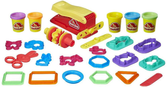 Play-Doh 60Th Anniversary Fun Factory Design Set