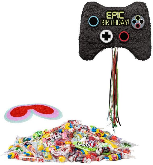 Costume Supercenter Game Controller Pinata Kit
