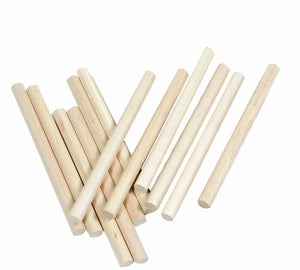 Westco Maple Wood Lummi Sticks (12In)