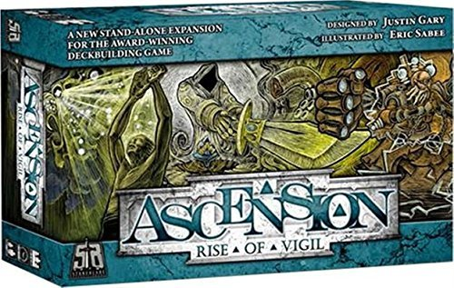 Ascension: Rise Of Vigil Standalone Expansion