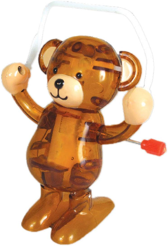 California Creations Windups Toy Jump Rope Bear