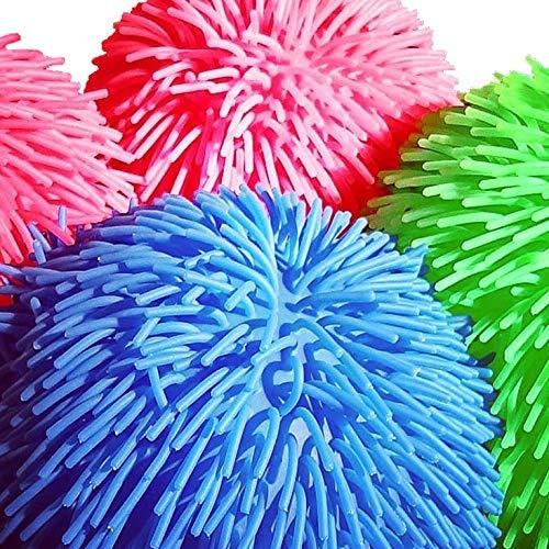 Jumbo Puffer Ball Random Color (9 Inches) 1 Piece