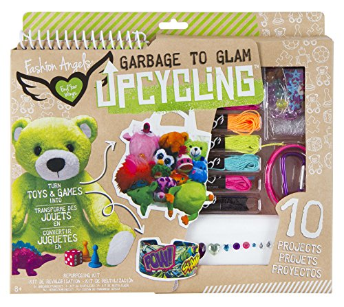 Fashion Angels Upcycling Design Kit - Toys &Amp; Games