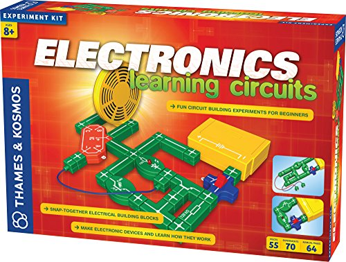 Thames &Amp; Kosmos Electronics: Learning Circuits