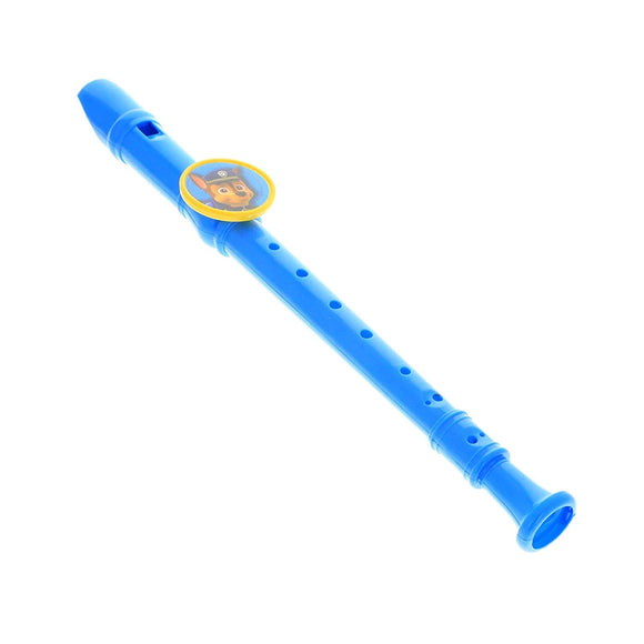 Kidplay Products Nickelodeon Paw Patrol Kids Flute Recorder Musical Instrument Toy
