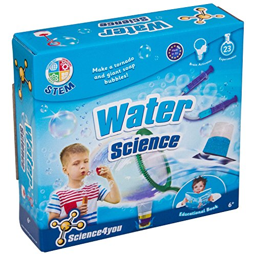 Science4You Water Science Kit Science Experiment Kit