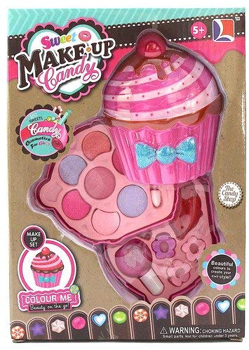 Sweet Makeup Candy Cup Cake
