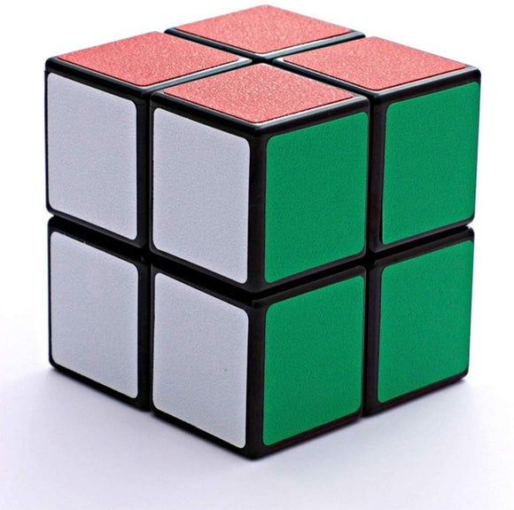 Sphtoeo 2X2X2 Magic Puzzle Cube Black Line