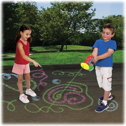Fisher Price Chalk Spray Painter