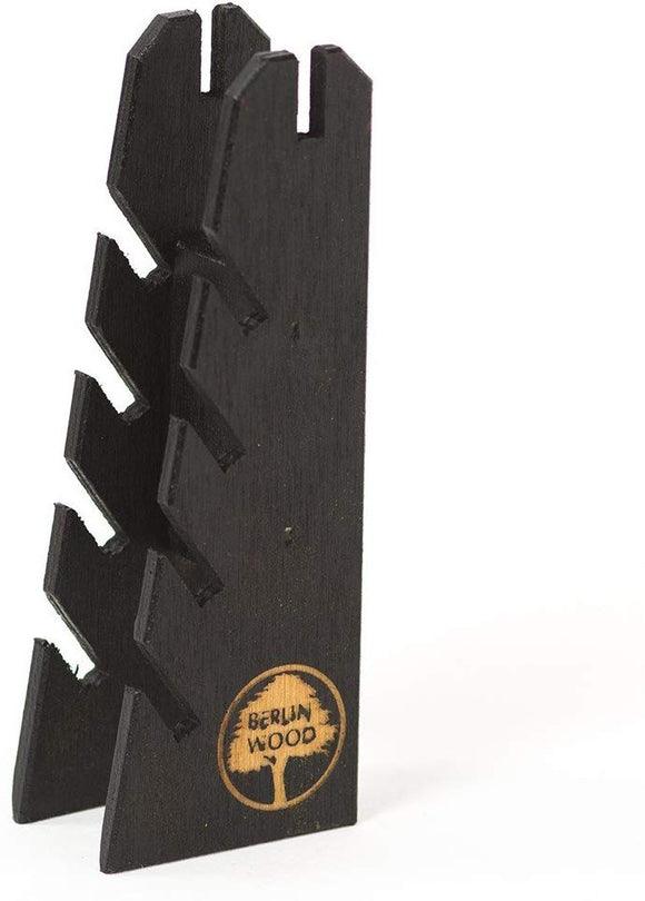 Berlinwood Fingerboard Rack (Black)