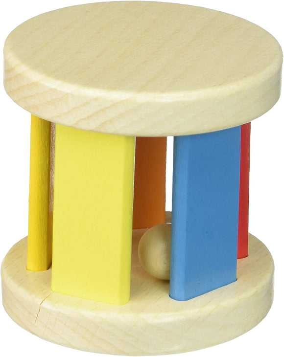 Tooky Toy Wooden Roller