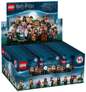 Lego Minifigures Minifigures 2018 Sealed Box Building Kit