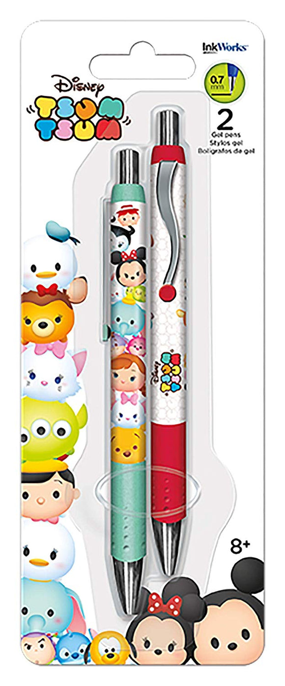 Trends International Tsum Gel Pen - 2Pk