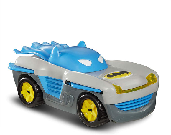 Herodrive Dc Super Friends Batman Racer Toy, Multicolor