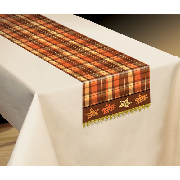 Amscan Fall Table Runner