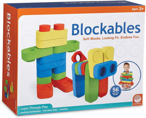 Mindware Blockables (56 Piece Set)