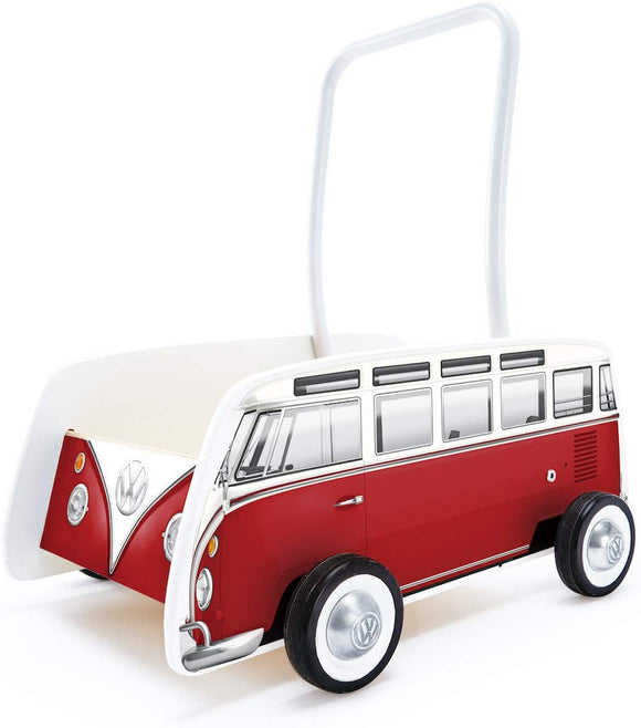 Hape Classical Bus T1 Walker (Red)