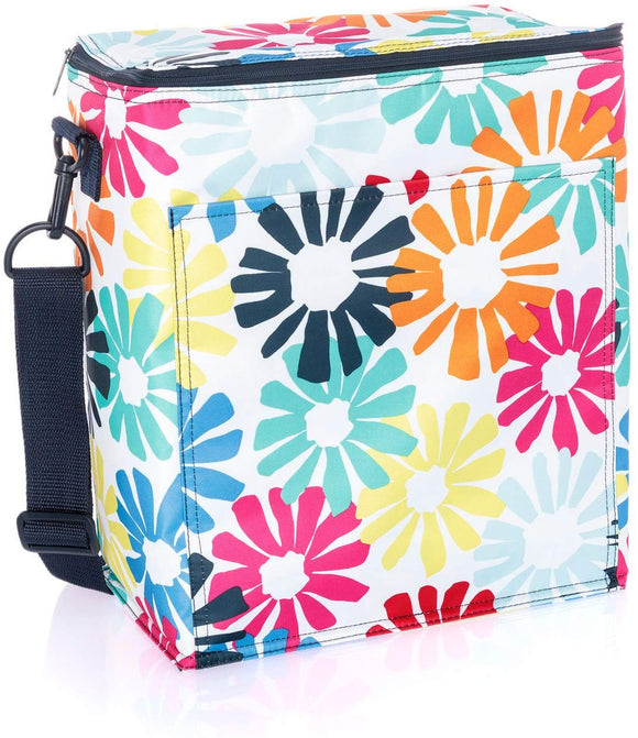Thirty One Picnic Thermal Tote In Bloomin Bouquet - 3034 - No Monogram