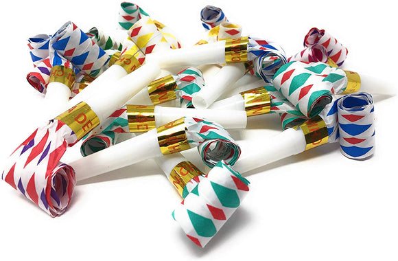 Bulk Toys Party Noisemakers, Birthday Party Favors, Noisemakers, Perfect Goody Bag Stuffers For Your Birthday Party