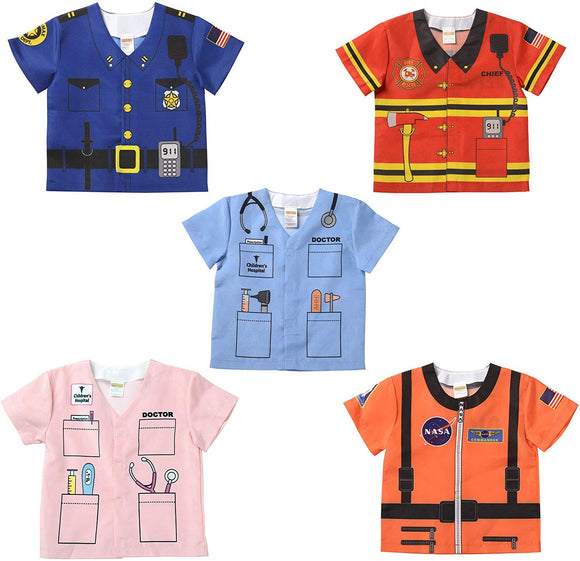 Aeromax, Inc. My 1St Career Gear Toddler Assortment-C, 5 Piece Set, Ages 18-36 Months