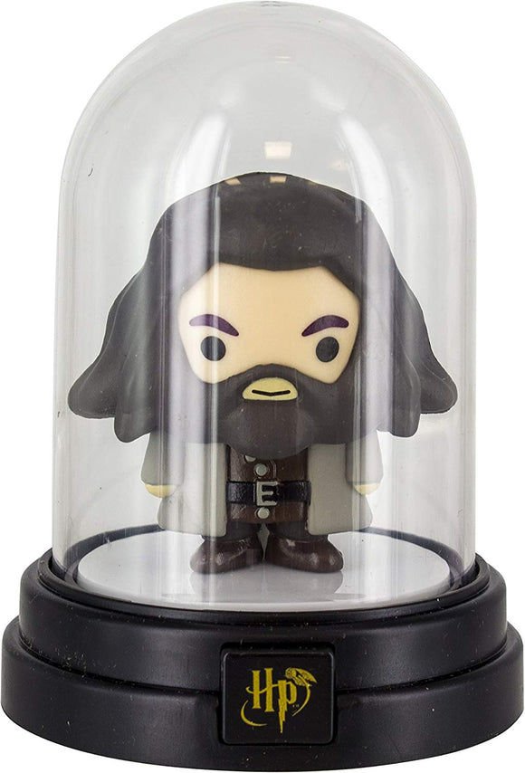 Paladone Harry Potter Hagrid Character Mini Bell Jar Light