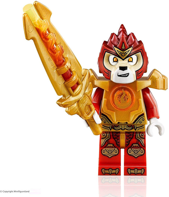 Lego Dimensions: Legends Of Chima Minifigure - Laval (W/ Chima Sword) 71222