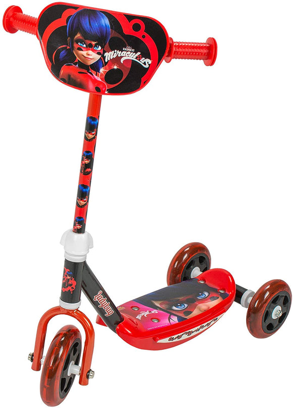 Ladybug Scooter With 3Wheels Saica 5824