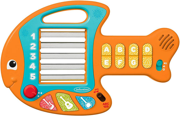 Infantino Go Gaga! Colors & Music Learning Fish