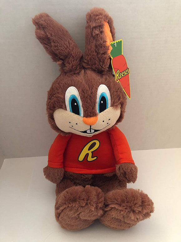 Reeses Hersheys Candy Reester Bunny Plush Stuffed Animal Doll Toy Collectible Gift 12 Animal Adventure