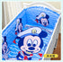 Reactive Printing Cartoon Baby Bedding Set