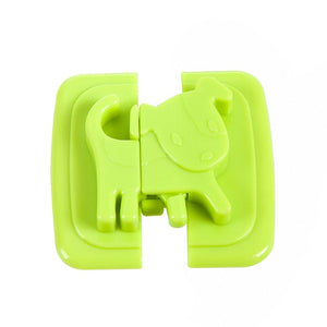 Cartoon Puppy Shape Safety Locks For Refrigerators Door - BabyCenter