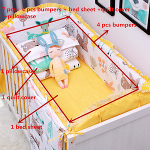 Pearl Cotton Baby Bedding Set - BabyCenter