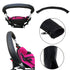 PU Leather Protective Baby Stroller Handle Cover
