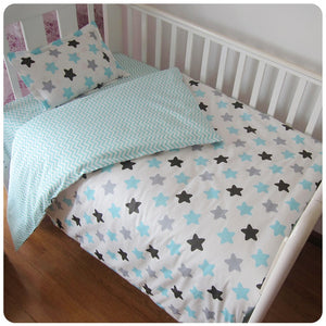 Cotton Cartoon Baby Bedding Set - BabyCenter