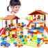 City House Building Blocks Educational Toy