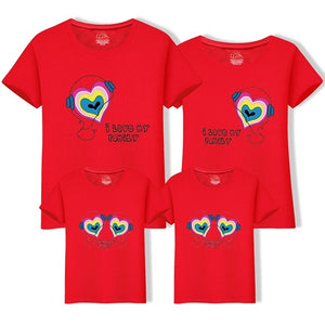 Family Matching Headset T-Shirts - BabyCenter