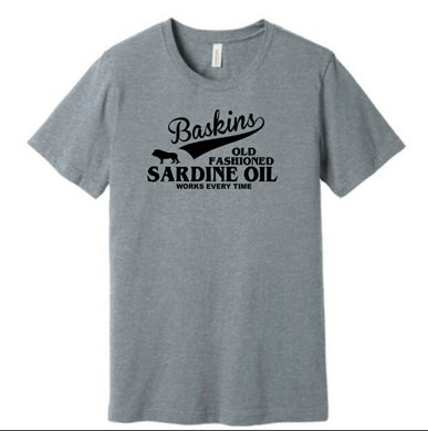 Basking Sardine Oil