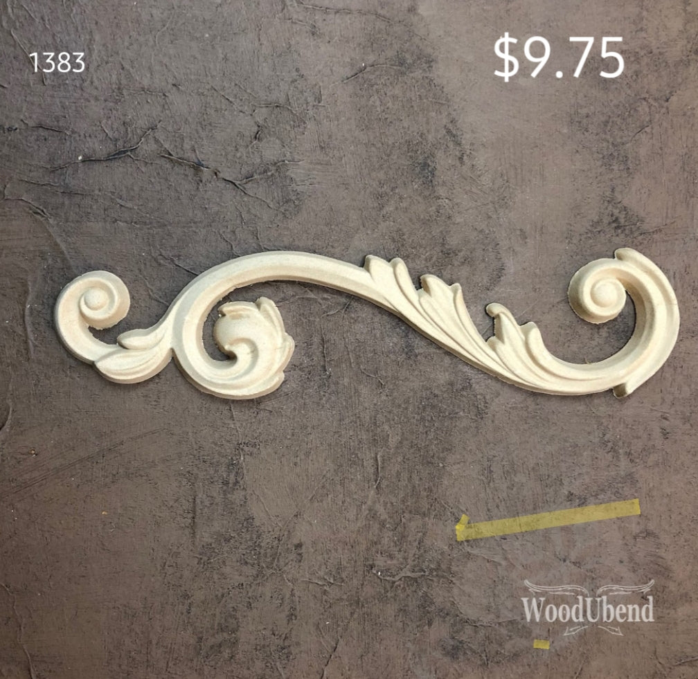 WoodUBend 1383 - Grace on Broadway