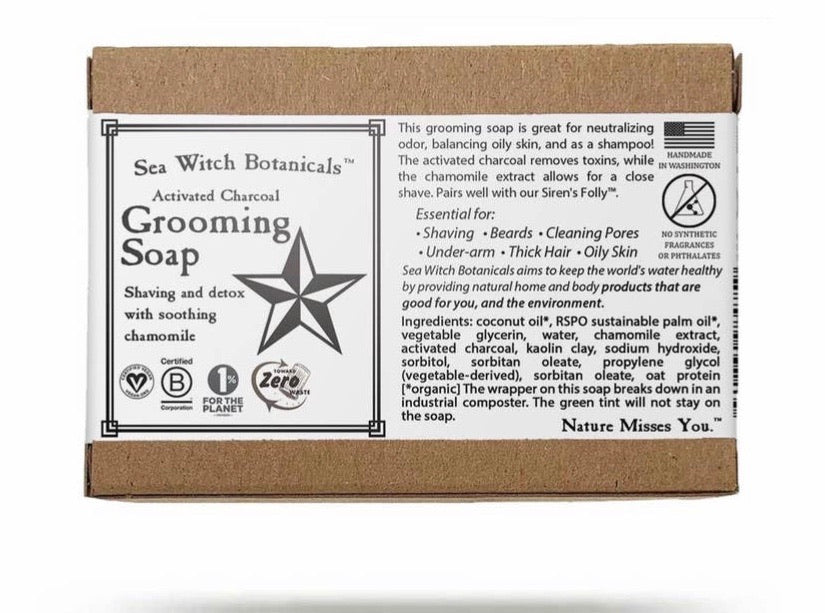 Sea Witch Botanicals Grooming Soap