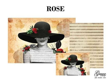 Rose Decoupage Pack