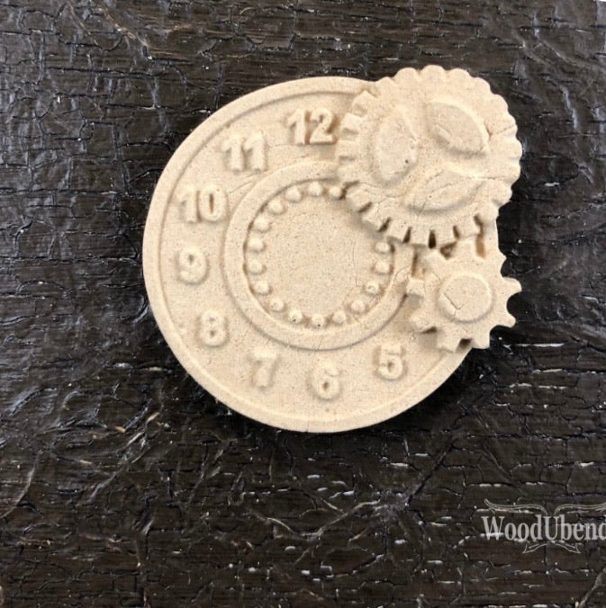 WoodUBend1422 - Clock