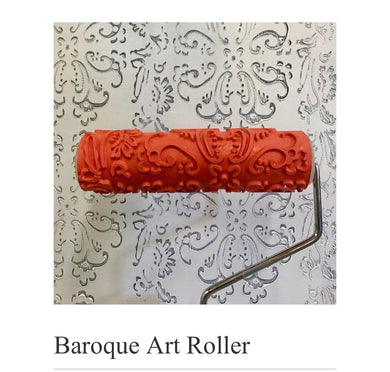 Baroque Art Roller