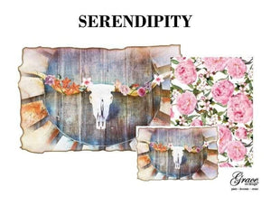 Serendipity Decoupage Pack